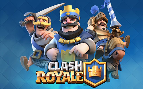 Скачать обои Clash Royale wallpapers